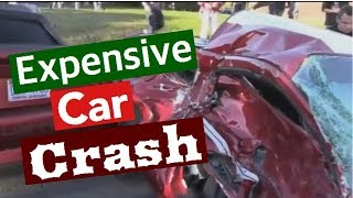 Expensive Car Showoff Fail Compilation Idiot Drivers |  All IN ONE