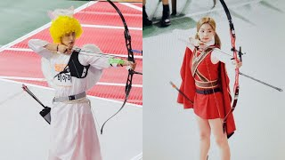 Gambar cover Twice, iKON, Red velvet, Seventeen, NCT Archery in ISAC 2019