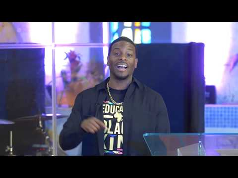 Keep That Same Energy | Spirit Food Christian Center | Kel Mitchell