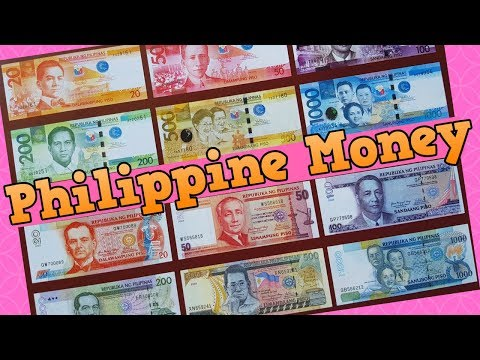 PHILIPPINE MONEY - New Generation Currency