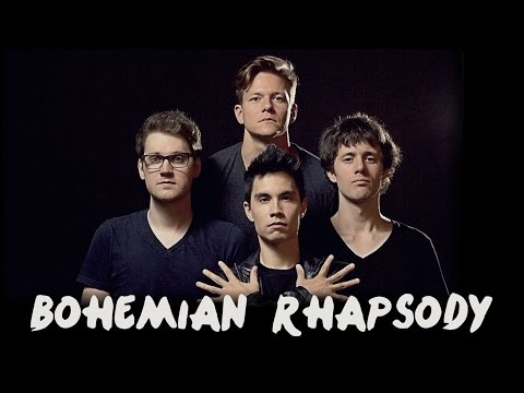 Bohemian Rhapsody - QUEEN - Alex Goot, Sam Tsui, KHS, Tyler Ward, Madilyn Bailey, Live Like Us COVER