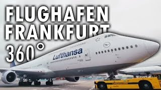Flughafen Frankfurt | Fraport Virtual Reality Frankfurt | 360°-Video Frankfurt | Filmproduktion