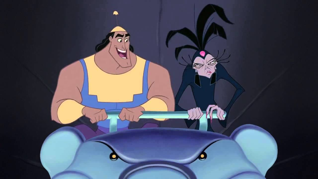 Are kronk and yzma dating apps