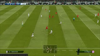 Pro Evolution Soccer 2016 | Radeon HD 7770 + AMD Athlon II X2 220 2.80GHZ