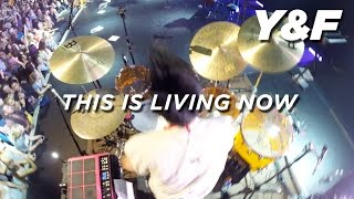 This is Living Now | DRUMS | Hillsong Y&F Live