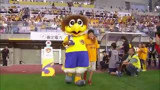 07月01日(土) 19:00 キックオフ ユアテックスタジアム仙台 仙台 2-3 G...