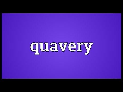 Header of quavery