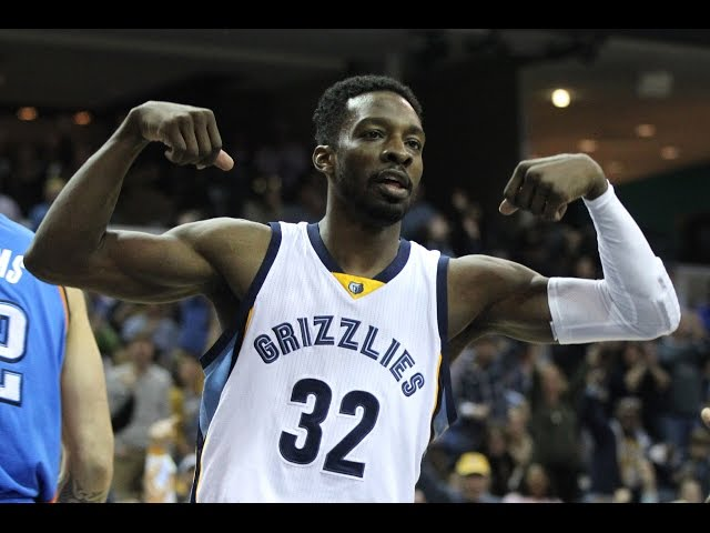 Jeff Green Grizzlies 2015 Season Highlights