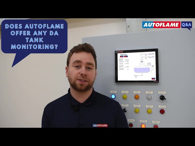 Q&A | Does Autoflame offer any DA Tank monitoring?
