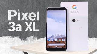 Распаковка Google Pixel 3a XL. Так он мне понравился!