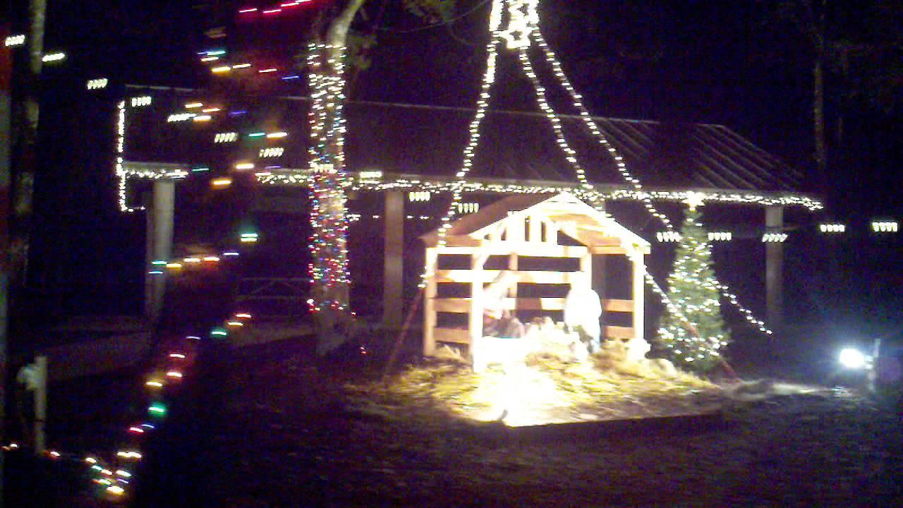 2012-12-14 Starkey Park Wilderness Wonderland! !! - YouTube