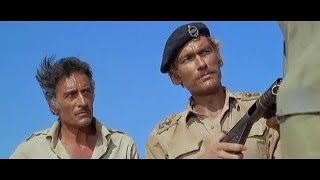 The Lions of Tobruk (1970) WW2 WAR MOVIE