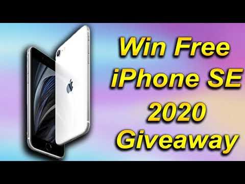 29+ Free Iphone Giveaway 2020 In Pakistan Gif