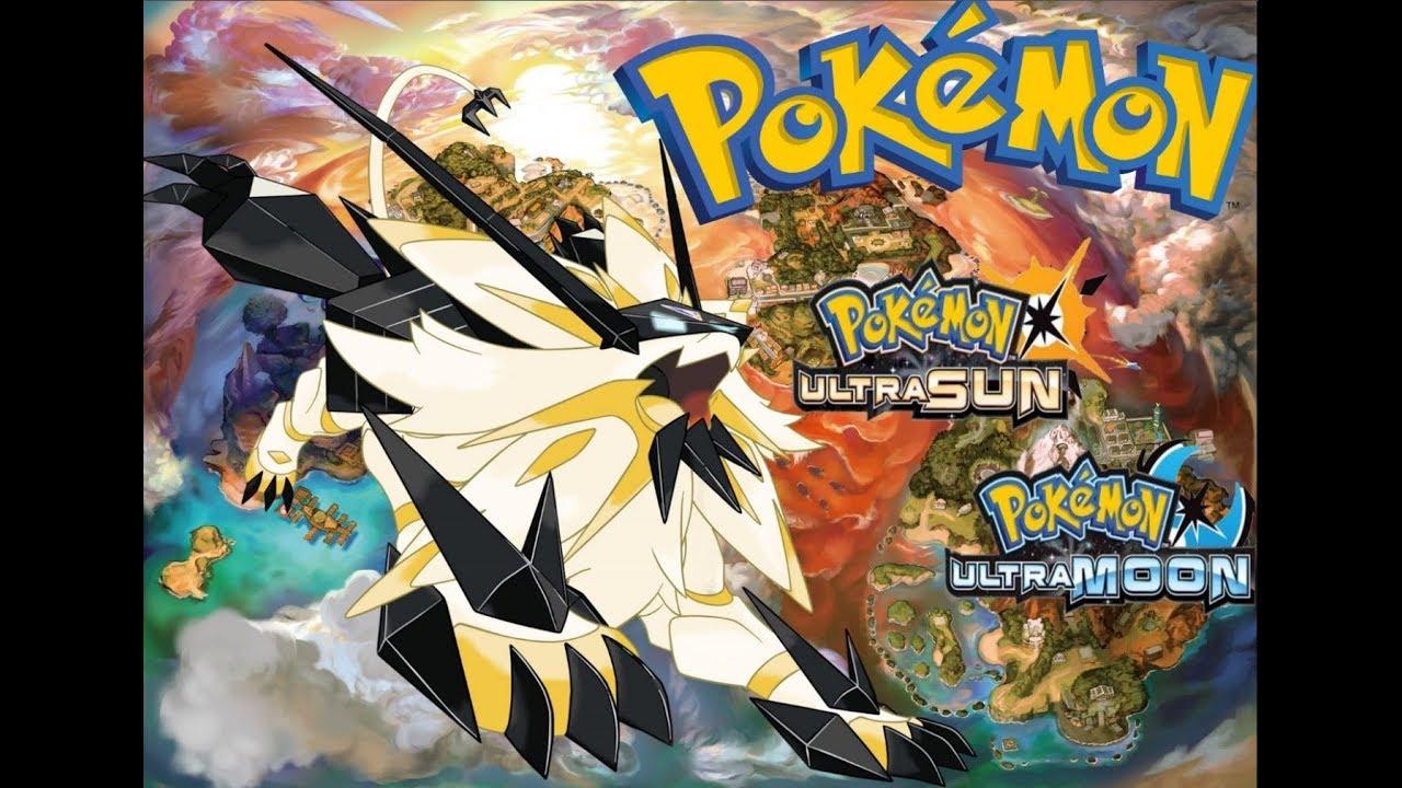 download pokemon ultra sun for citra pc