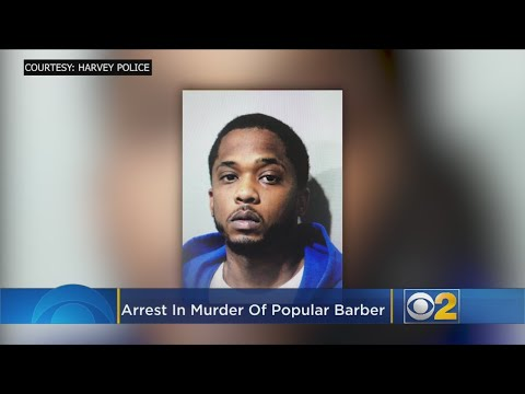 Chris Michaels - Charges filed in murder of prominent Harvey barber