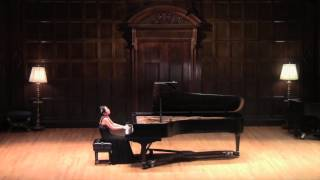 Bach Ricercar a 3 from the Musical Offering