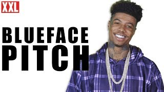 Blueface's 2019 XXL Freshman Pitch