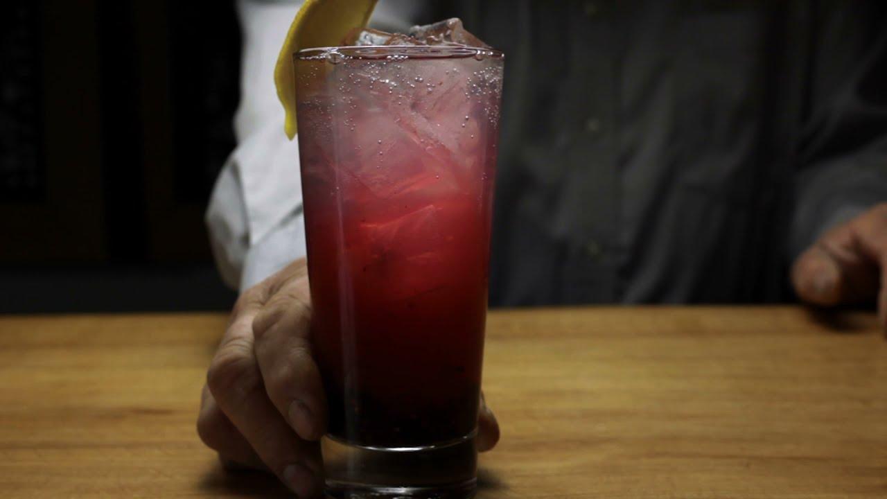 Last Shot Distillery | Quick N Easy Cocktails - Blackberry Fizz