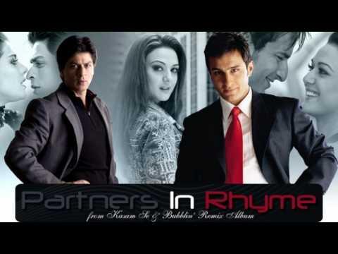 Partners In Rhyme - Tujhe Yaad Na Meri Aayee (Remix)