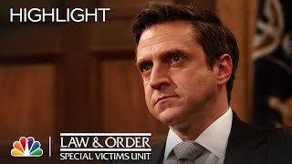 Law & Order: SVU - Barba Takes the Stand (Episode Highlight)