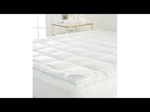 Concierge Collection Ultimate Cooling Fiberbed