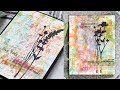 Art Journal Style Cards with Shari Carroll
