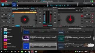 """Tutorial - Ver Canciones en """"Lista y No Cuadros"""" Virtual DJ 8"""