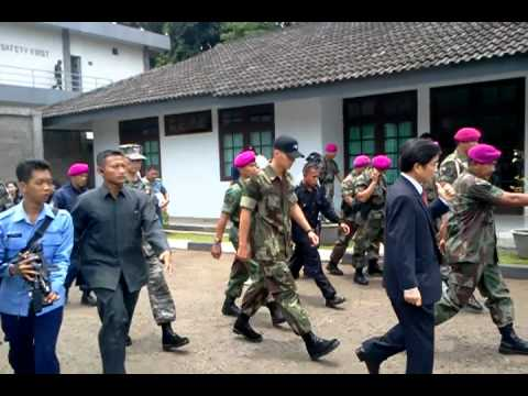 Hyun Bin @ Indonesian Marine Corp