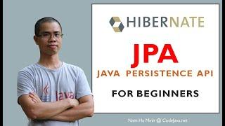 Java Hibernate JPA Tutorial for Beginners (Eclipse + MySQL)