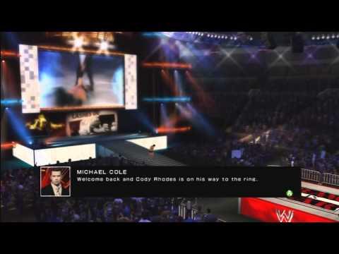 WWE 12 Storylines: RAW is WAR E2