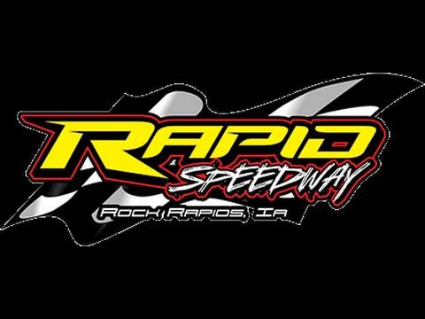 Rapid speedway 8-14-15, Stock Car Memorial Race