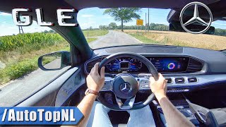 2020 Mercedes Benz GLE 450 AMG Line POV Test Drive by AutoTopNL