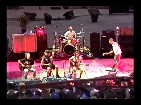 Pearl Jam  No Jeremy   at Red Rocks  HQ Audio
