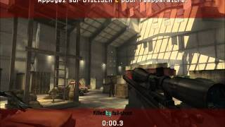 Cod4 only sniper KILLCAM