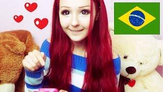 I speak Portuguese? My love is Brazil ?
