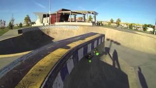 Traxxas Rally VXL ECX Torment Skate Park Bash