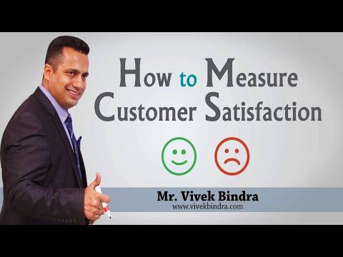 How to Measure Customer Satisfaction by Mr Vivek Bindra Best Motivational Speaker