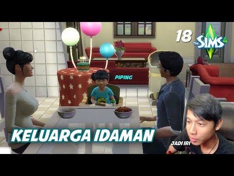 SIMS 4   ADEK BAYINYA DAH GEDE LUCU TAPI BIKIN REPOT - Part 18 thumbnail