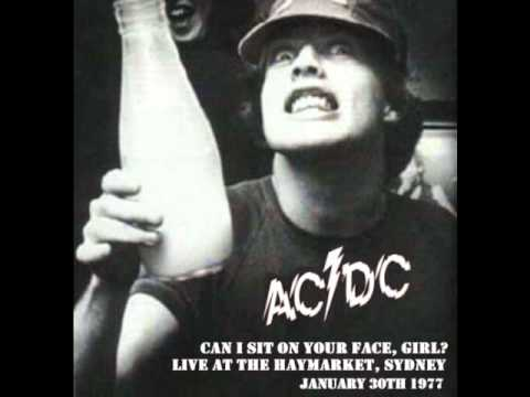 AC/DC - Rocker (Live in Sydney 1977) RARE...