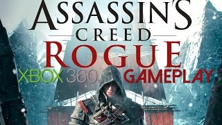 Assassin's Creed: Rogue Gameplay (XBOX 360 HD)