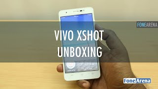 Vivo Xshot Unboxing
