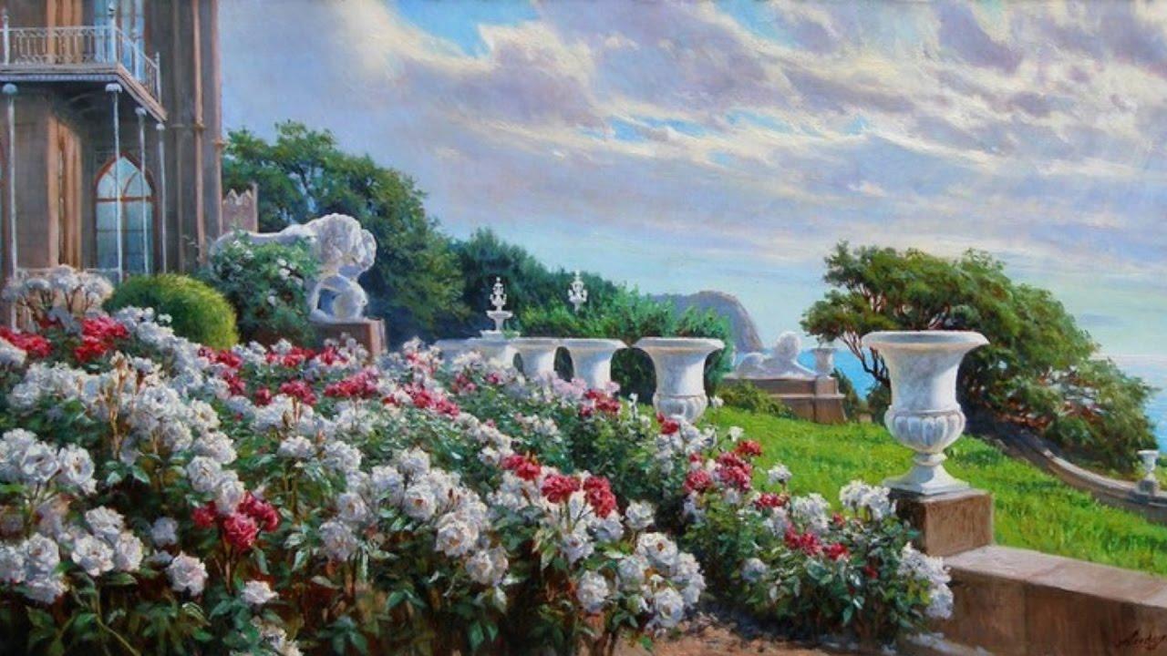 слуху, картинки в парке чаир распускаются розы этой диеты есть
