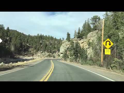"""Drive With Me"" - Estes Park to Ft. Collins, Colorado"