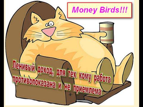 Money Birds НОВОЕ! вывод денег  май 2016 года