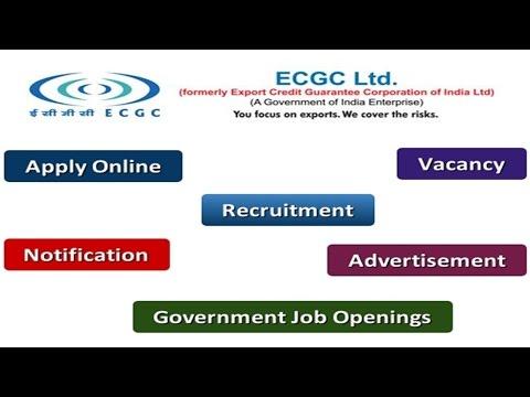 Export Credit Guarantee Corporation Recruitment Apply Online Notifications Careers Vacancy