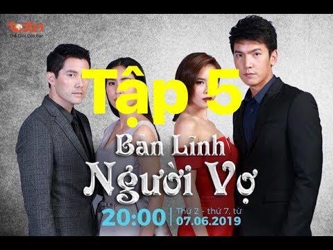 Phim Thái Lan BẢN LĨNH NGƯỜI VỢ TẬP 4,5,6  thuyết minh