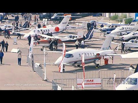 Airborne 01.22.21: Aero-Friedrichshafen Postponed, ASR Chute 4 SBX, Airbus Update