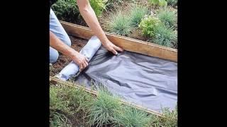 видео Садовые дорожки из камня: гравий, кирпич, щебень, галька – что выбрать