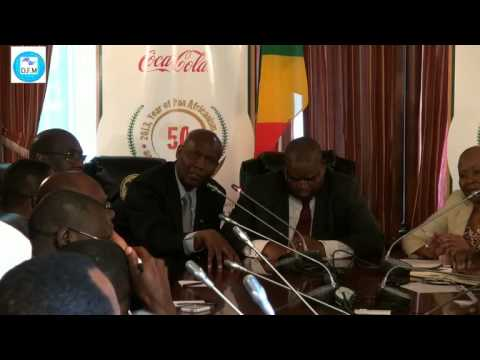 AFRICAN AMBASSADOR'S GROUP -  PRESS CONFERENCE