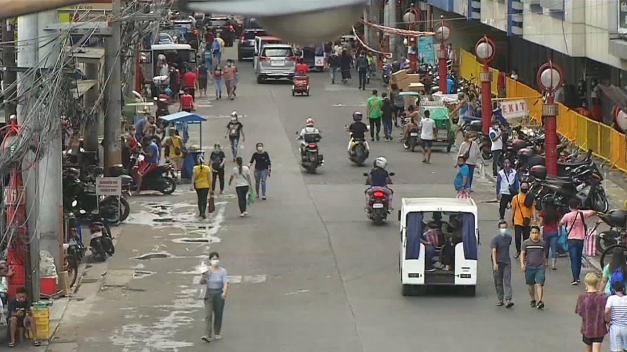 Download OCTA Research: Metro Manila surge still increasing l New Day